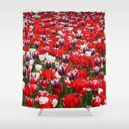 Tulip Sensation Shower Curtain