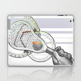 Lacrosse Laptop & iPad Skin