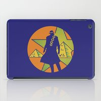 jojo iPad Cases featuring EGYPT (CHAINS ARE ON) - DIO - JOJO by Mirco Greselin