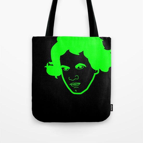 I __ Music Tote Bag