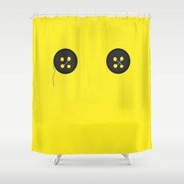 Coraline Shower Curtain
