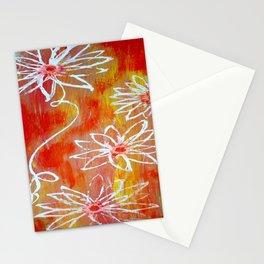 Luminescent Garden Stationery Cards