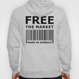 Free The Market Hoody