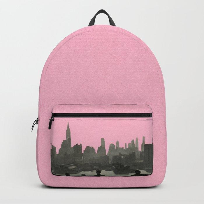 New York Nights Backpack