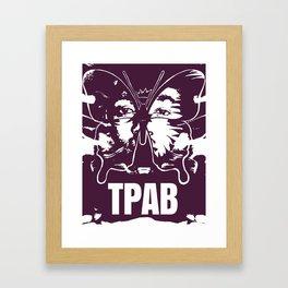 "Kendrick Lamar ""TPAB"" Framed Art Print"