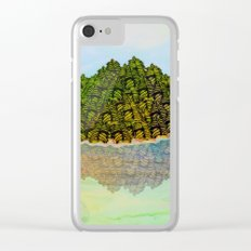 Lost in the Green Island / Nature 05-12-16 Clear iPhone Case
