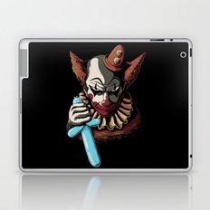 Clowns are Evil Laptop & iPad Skin