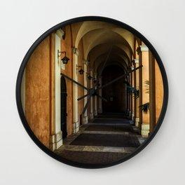Roma Wall Clock