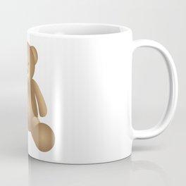 Cute teddy bear toy Coffee Mug