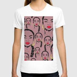No Ordinary Love Pattern T-shirt