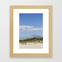 Kure Beach #1 Framed Art Print