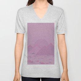 The lilac hills Unisex V-Neck