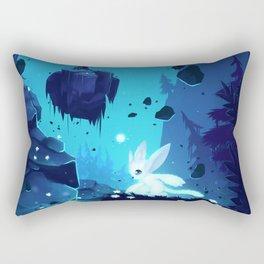Ori - Lost without Light Rectangular Pillow