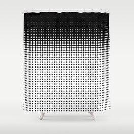 circle fade. 2019 Shower Curtain