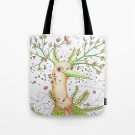 Forest's hear Tote Bag