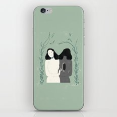 Lady of the Forest iPhone Skin