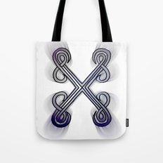 X's Tote Bag