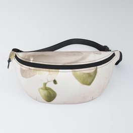 Vintage White Fanny Pack