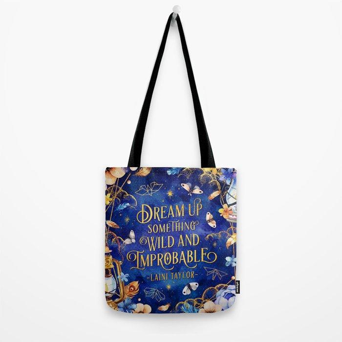 Dream up Tote Bag