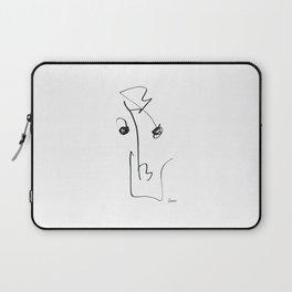 Demeter Moji d15 3-3 w Laptop Sleeve