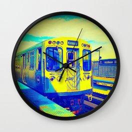 city-line Wall Clock