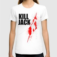 borderlands T-shirts featuring KILL JACK - ASSASSIN by Resistance