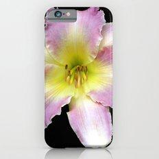 Purple Lily iPhone 6s Slim Case