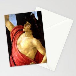 "Sandro Botticelli ""Spring"" Mercury Stationery Cards"
