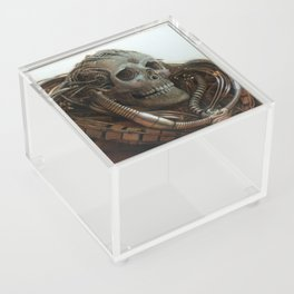 The Timetraveller II Acrylic Box