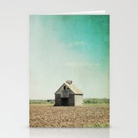 american beauty Stationery Cards featuring American Beauty Vol 21 by Farmhouse Chic