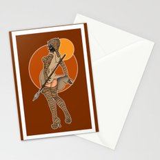 Star Wars tusken pinup Stationery Cards