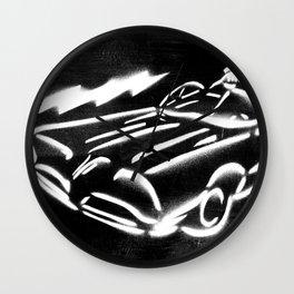 Batmobile Wall Clock