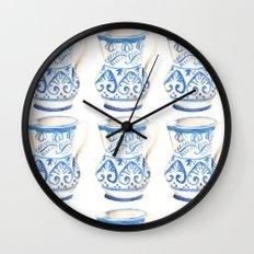 handmade ceramic Wall Clock