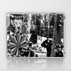 San Francisco Outside Lands Festival Art Laptop & iPad Skin