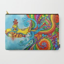 The Yellow Submarine Carry-All Pouch