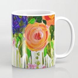 Hot House Flowers Coffee Mug