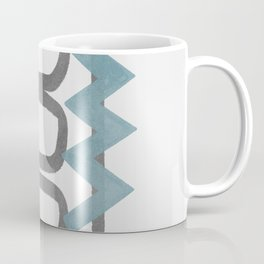 Jumps and columns - repeated movements in irregular cycles Coffee Mug