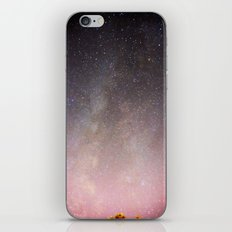 The Milky Way Arm iPhone & iPod Skin