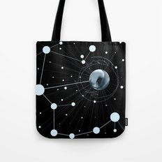 New  Map Tote Bag