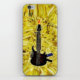 ROCK AND ROLL - 017 iPhone Skin