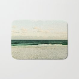 Lonely Wave Bath Mat