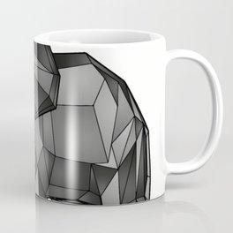 Geometric Giant #1: Elephant Coffee Mug