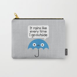 Umbrellativity Carry-All Pouch