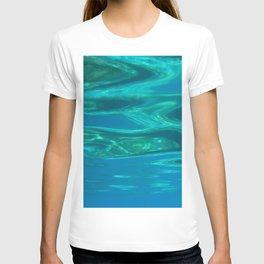 Sea design T-shirt