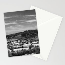 Bardenas reales Stationery Cards