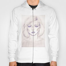 Debbie Harry from Andy Warhol famous picture Hoody