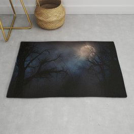 Haunted Forest Rug