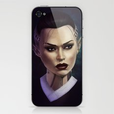Mass Effect: Jack iPhone & iPod Skin