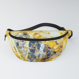 gold placer Fanny Pack