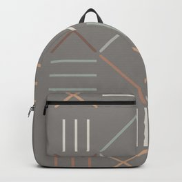 Geometric Shapes 06 Backpack
